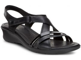 216513 FELICIA SANDAL SOFT BLACK