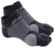 BUNION RELIEF SOCKS BLACK