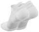 FS4 PLANTAR FASCIITIS COMPRESSION SOCKS - NO SHOW WHITE